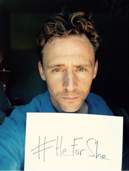 Tom Hiddleston (Facebook/Tom Hiddleston)