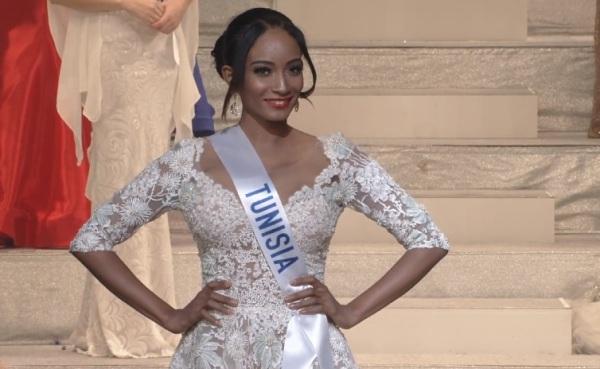 Miss International Tunisia 2017 Khaoula Gueye