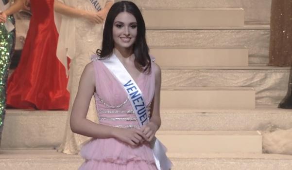 Miss International Venezuela 2017 Diana Croce
