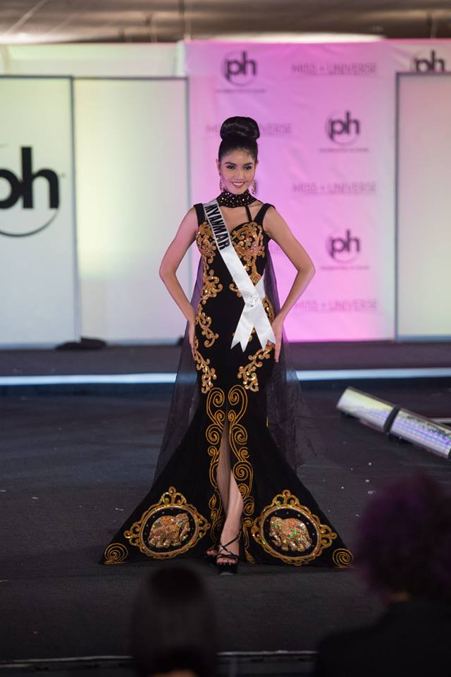 Top 13 Miss Universe 2017 Best in Evening Gown – Conan Daily