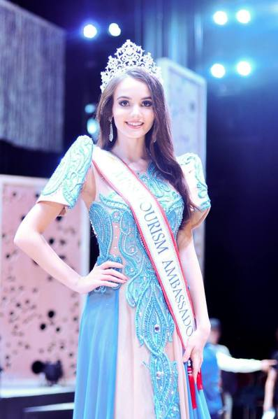 Talliya Aibedullina (Facebook/World Miss Tourism Ambassador)