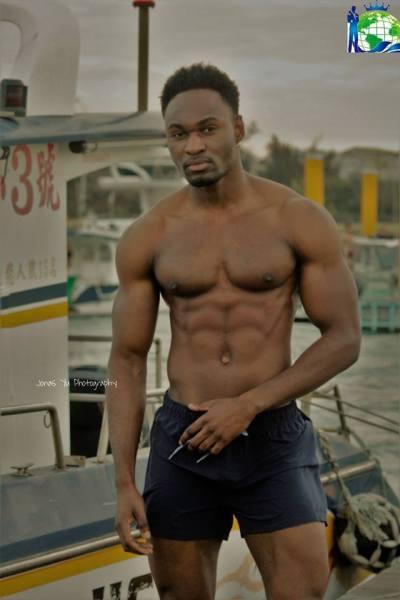 Ayoola Olatunde (Facebook/Mister Ocean)