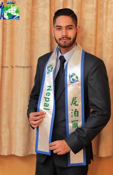 Bibek Khadka (Facebook/Mister Ocean)