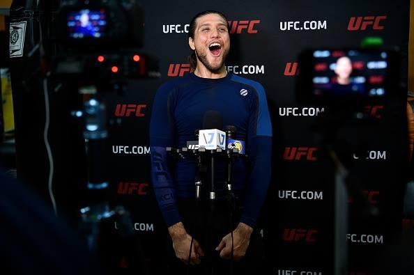 Brian Ortega (Facebook/UFC)