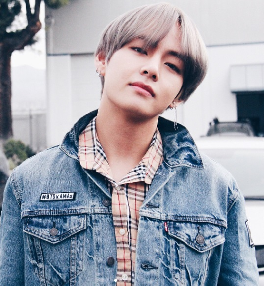 Image result for bts v