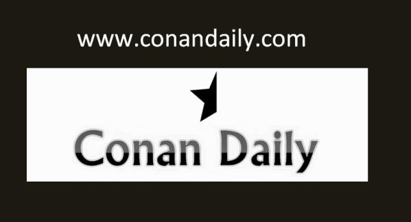 Conan Daily logo