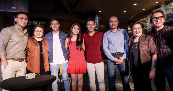Mark Manicad, Precy M. Tolentino, Jak Roberto, Barbie Forteza, Ken Chan, Paolo Mendoza, Rosalinda Mendoza, John Nite
