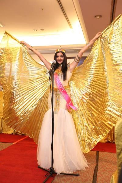Heba Ahmed (Facebook/Miss Tourism International)