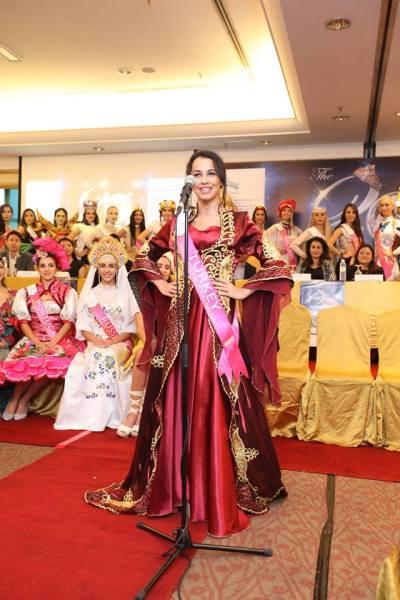Helen Gokcen (Facebook/Miss Tourism International)