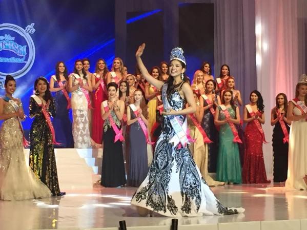 Jannie Loudette Alipo-on (Facebook/Miss Tourism International)