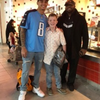 Keaton Jones and celebrities his mom might have fooled