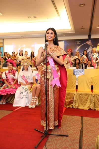 Kamolrut Tanon (Facebook/Miss Tourism International)