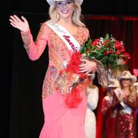 Miss Rodeo America 2018: Lisa Lageschaar passes her crown to...