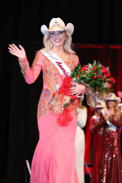 Keri Sheffield(Facebook/Miss Rodeo America)