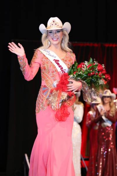 Keri Sheffield (Facebook/Miss Rodeo America)