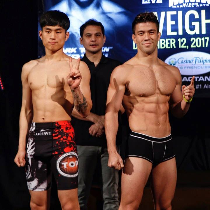 Kim Ki Sung, Alvin Aguilar, Mark Striegl (Facebook/URCC)