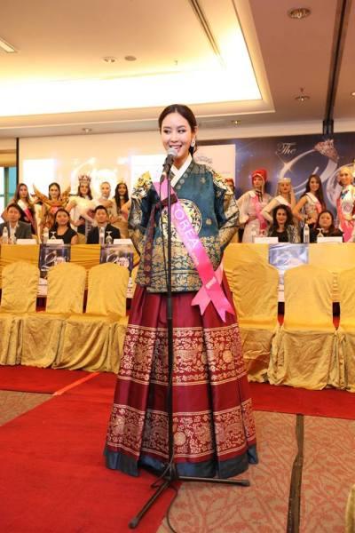 Kim Nayeon (Facebook/Miss Tourism International)