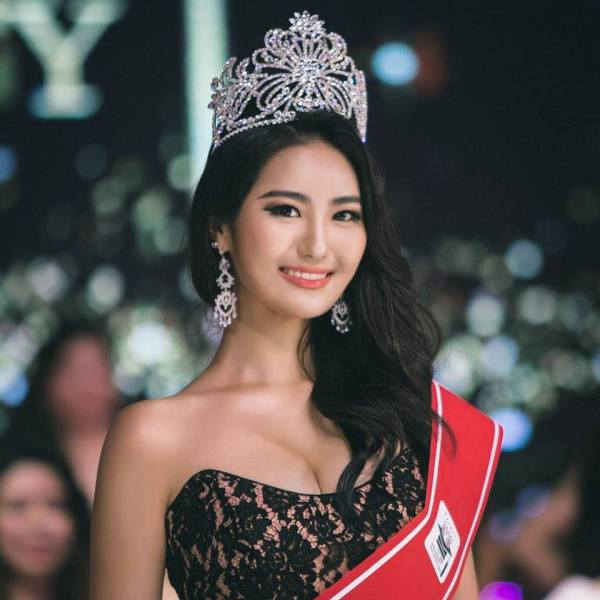 Kwon Whee (Facebook/World Miss University)