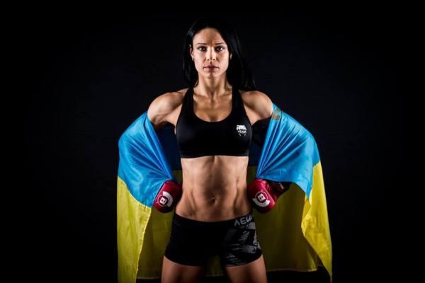 Lena Ovchynnikova (Facebook/Bellator MMA)