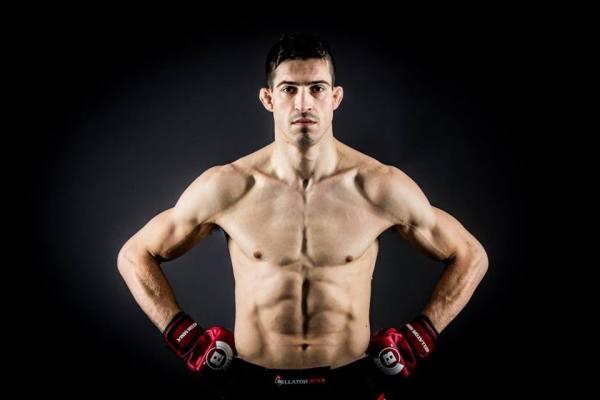 Lewis Monarch (Facebook/Bellator MMA)