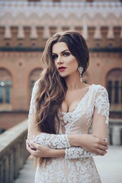 Lina Ilnitskaya (Facebook/Mrs. World)