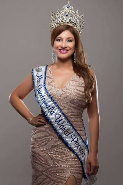 Lorena Rosales (Facebook/Mrs. World Peace)