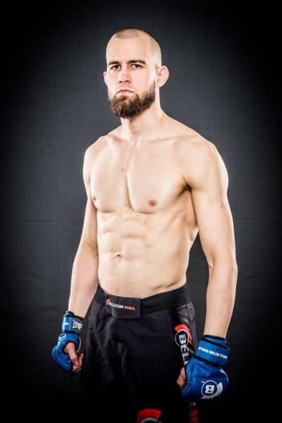 Luka Jelčić (Facebook/Bellator MMA)