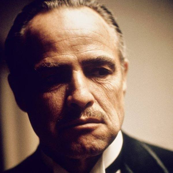 Marlon Brando (Facebook/The Godfather)