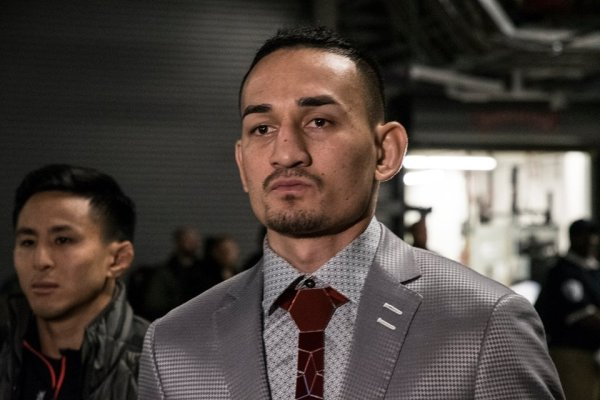 Max Holloway (Facebook/UFC)