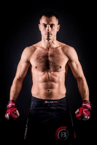 Mihail Nica (Facebook/Bellator MMA)