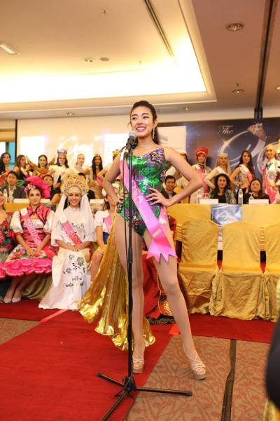 Nicolle Velez (Facebook/Miss Tourism International)