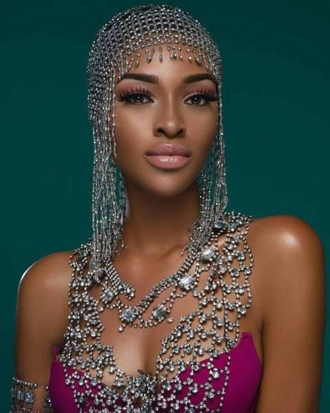 Jessica Ugosinachi Okeke (Facebook/World Miss University)