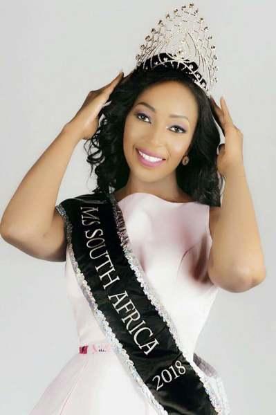 Nomvula Mabuza (Facebook/Mrs. World Peace)
