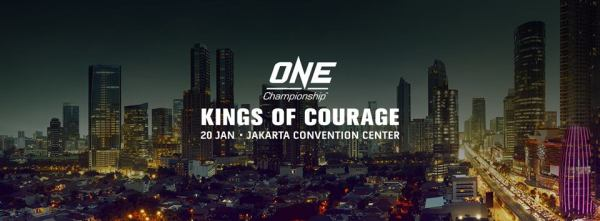 ONE: Kings of Courage (Facebook/ONE Championship)