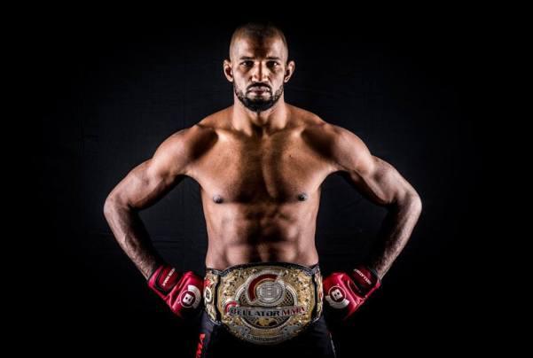 Rafael Carvalho (Facebook/Bellator MMA)