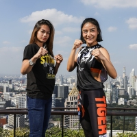 Rika Ishige vs Rome Trinidad pre-fight records, photos