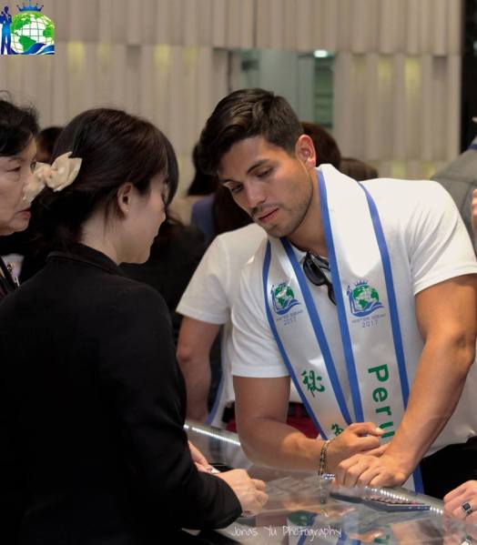 Ronaldo Mayorga Peixoto (Facebook/Mister Ocean)