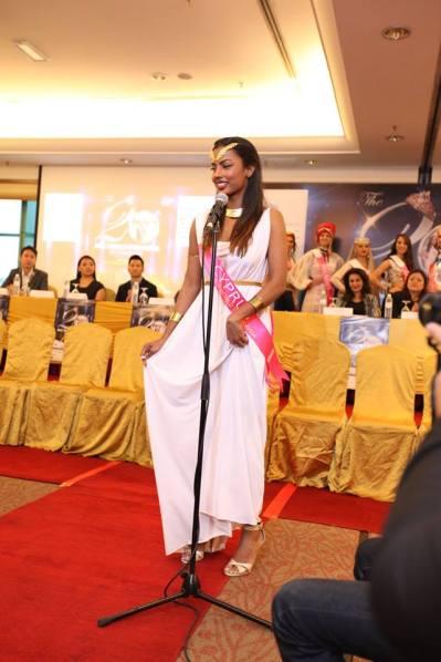 Roxana Senanayake (Facebook/Miss Tourism International)