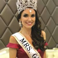 Mrs. Globe 2018 results: Svetlana Kuznetsova passes her crown to...
