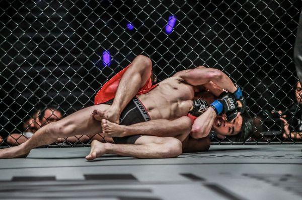 Joshua Pacio, Lan Ming Qiang