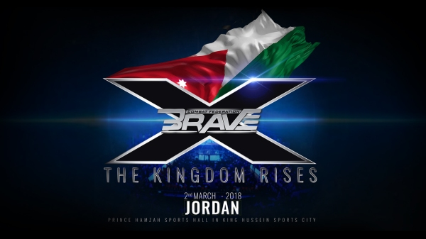 Brave X: The Kingdom Rises