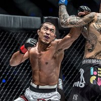 Eric Kelly vs Tang Kai at 'ONE: Roots of Honor' in Manila, Philippines