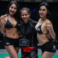 Jomary Torres vs April Osenio at 'ONE: Global Superheroes'