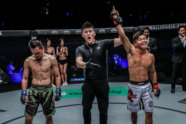 Eddey Kalai, Kemp Cheng, Adrian Matheis