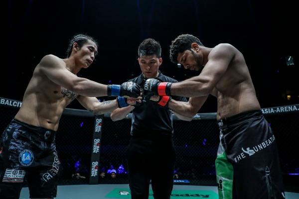 Zhang Ze Hao, Kemp Cheng, Rajinder Singh Meena