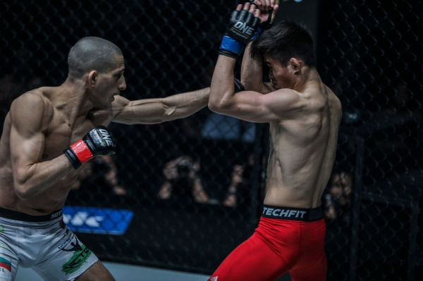 Sotir Kichukov, Ma Hao Bin