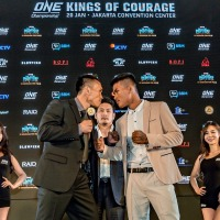 Indonesian ONE Championship fighter Sunoto Peringkat: I feel like a superstar