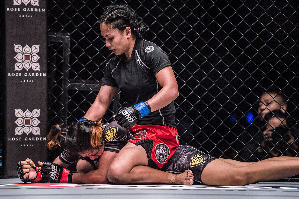 ONE Championship's Jomary Torres