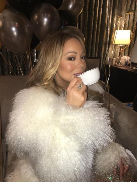 Mariah Carey (Facebook/Mariah Carey)