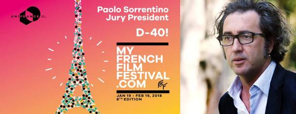 Paolo Sorrentino (Facebook/MyFrenchFilmFestival.com)